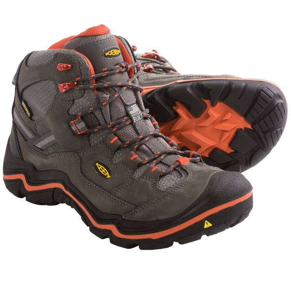 Keen Durand Mid Wp Reviews Trailspace Com