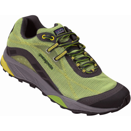 photo: Patagonia Women's Tsali trail shoe