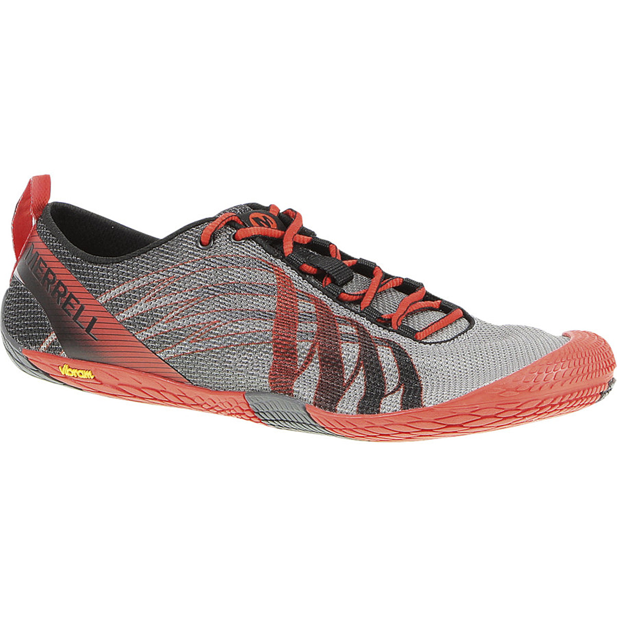 photo: Merrell Men's Barefoot Run Vapor Glove barefoot / minimal shoe