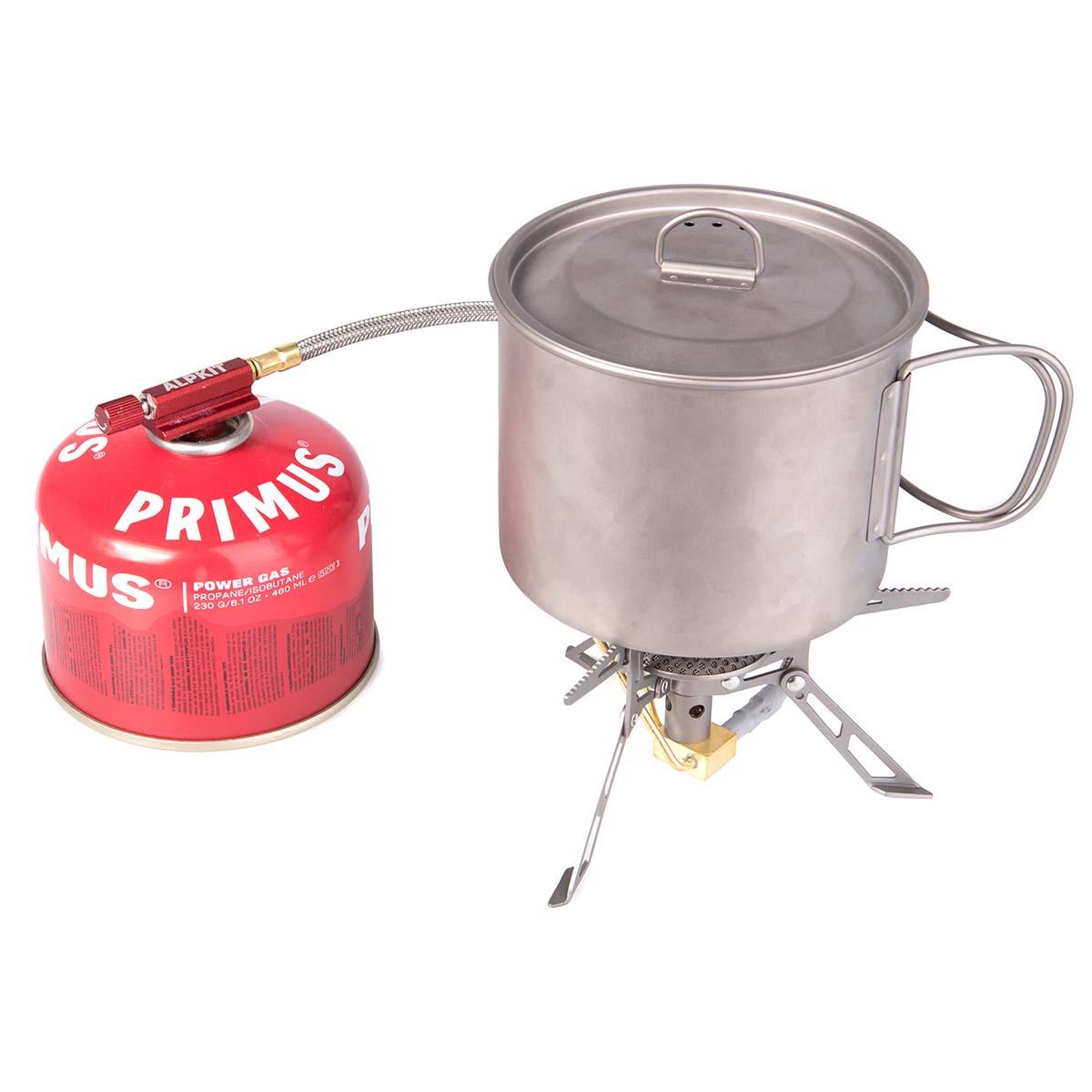 photo: Alpkit Koro liquid fuel stove