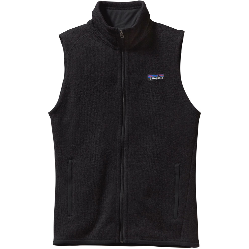 photo: Patagonia Women's Better Sweater Vest fleece vest