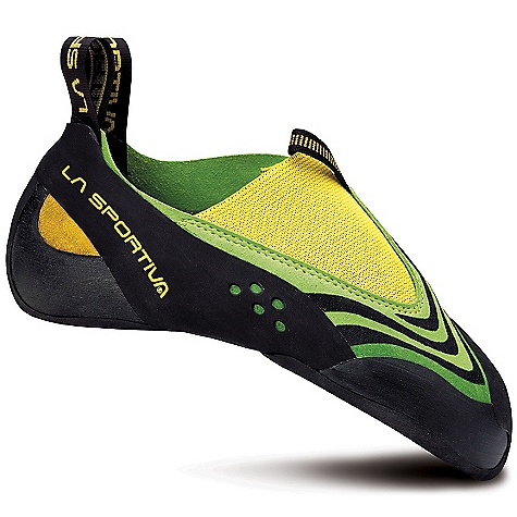 photo: La Sportiva Speedster climbing shoe