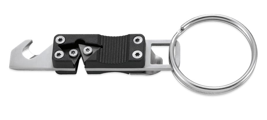 photo: Columbia River Micro Tool and Key Chain Sharpener multi-tool