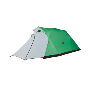 photo: Bibler Tempest four-season tent