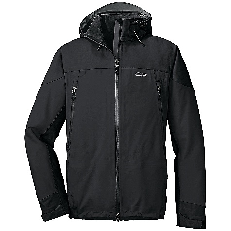 photo: Outdoor Research Motto Jacket soft shell jacket