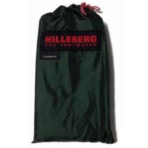 photo: Hilleberg Keron 4 Footprint footprint