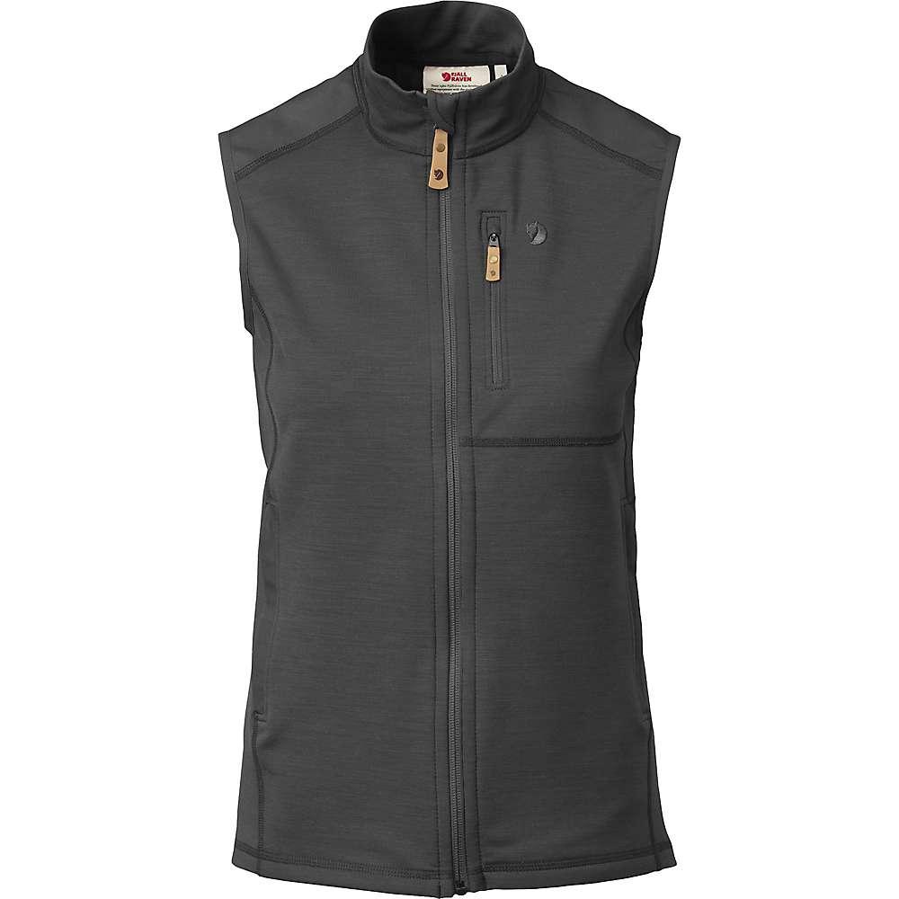 photo: Fjallraven Women's Keb Fleece Vest fleece vest