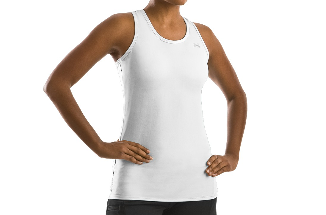 Under Armour Edge Solid Tank