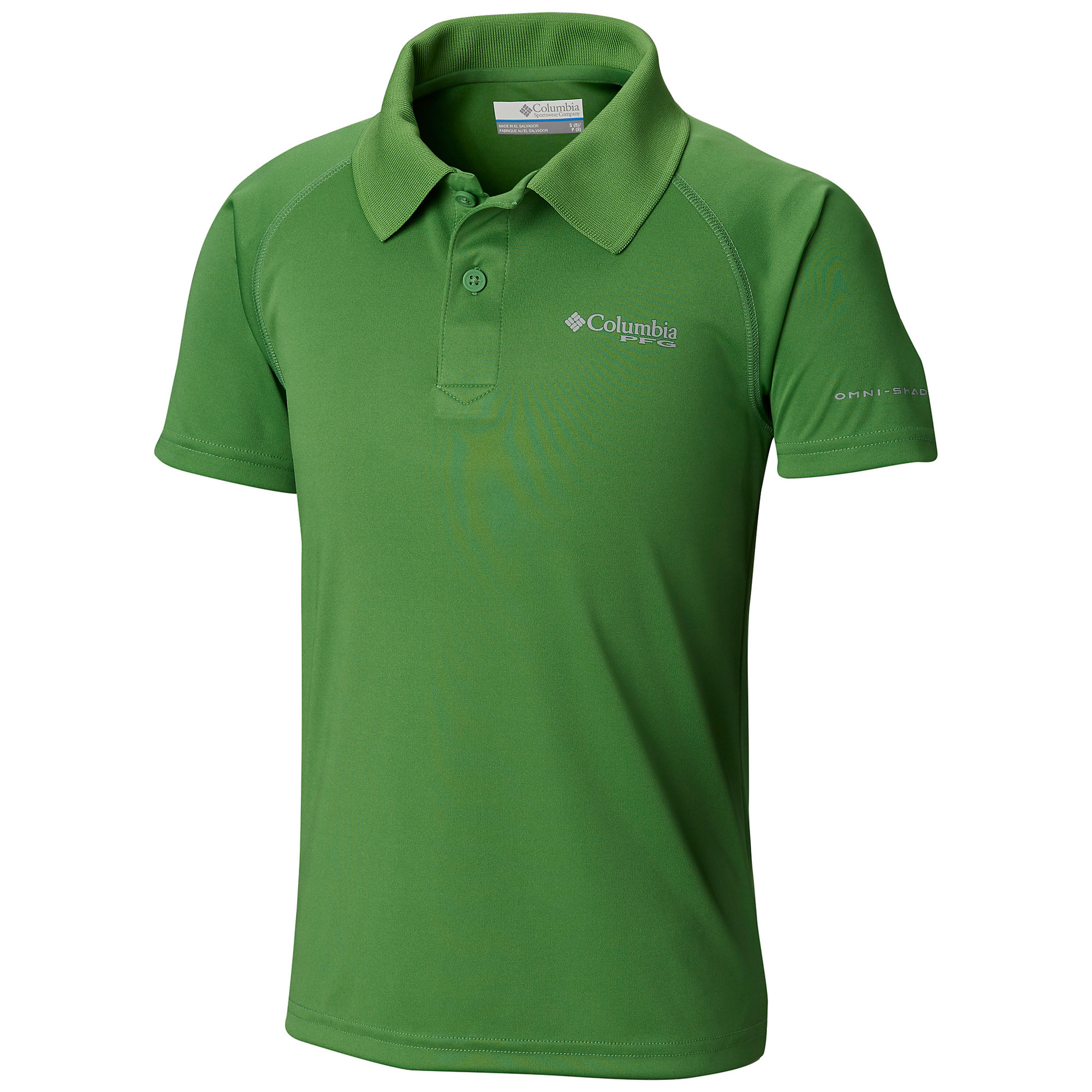 photo: Columbia Terminal Tackle Polo Shirt short sleeve performance top