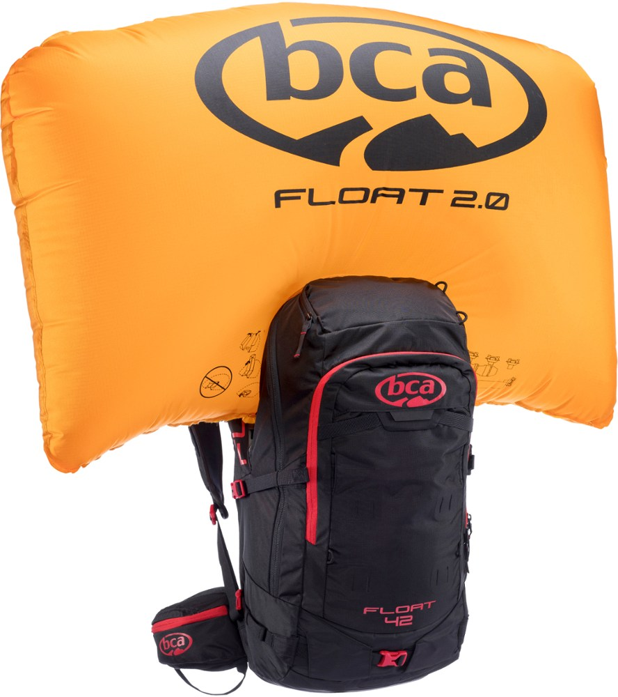 photo: Backcountry Access Float 42 avalanche airbag pack