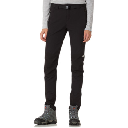 photo: Marmot Women's Orion Pant soft shell pant