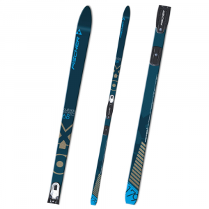 photo: Fischer Outback 68 Skis nordic touring ski