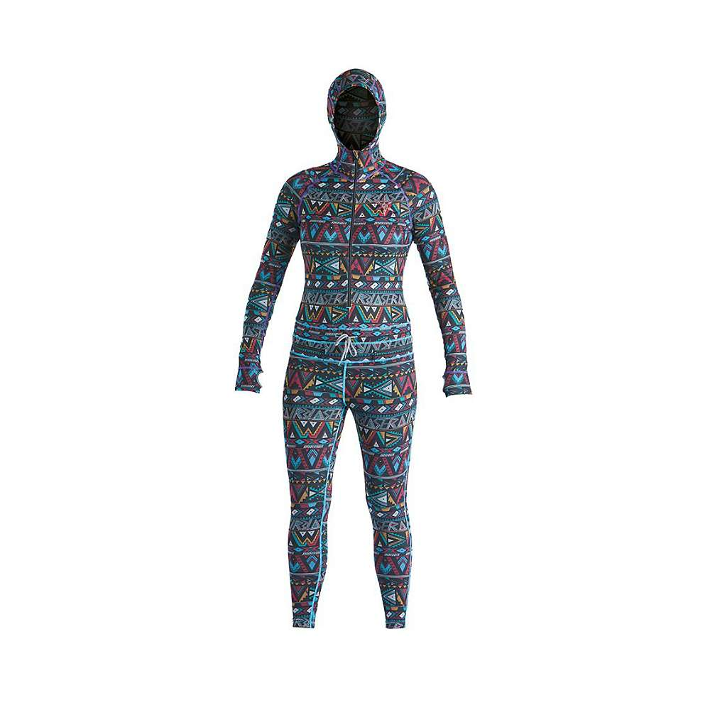 photo: Airblaster Women's Ninja Suit one-piece base layer