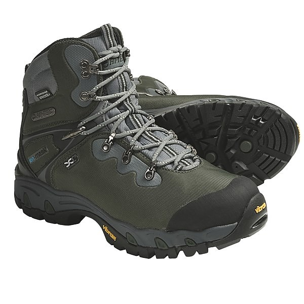 photo: Hi-Tec Cascadia XCM eVent WPi backpacking boot