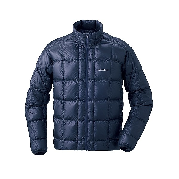 photo: MontBell EX Light Down Jacket down insulated jacket