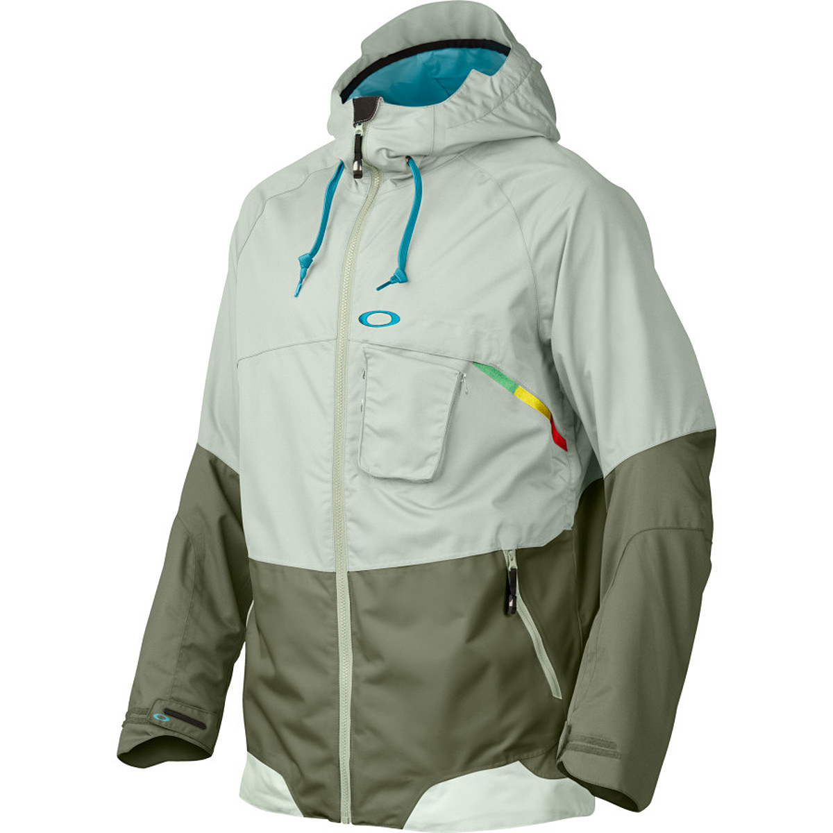 photo: Oakley Stillwell Jacket synthetic insulated jacket