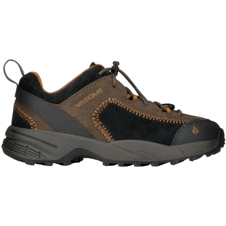 photo of a Vasque trail shoe