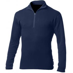 photo: Minus33 Men's 100% Wool Midweight 1/4 Zip base layer top