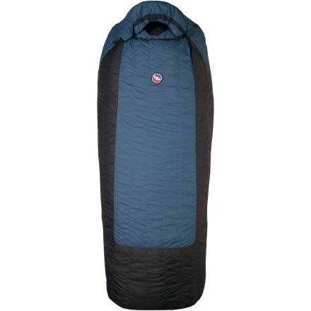 photo: Big Agnes Hogan Park 3-season down sleeping bag
