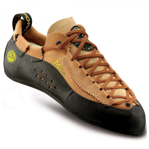 photo: La Sportiva Mythos climbing shoe