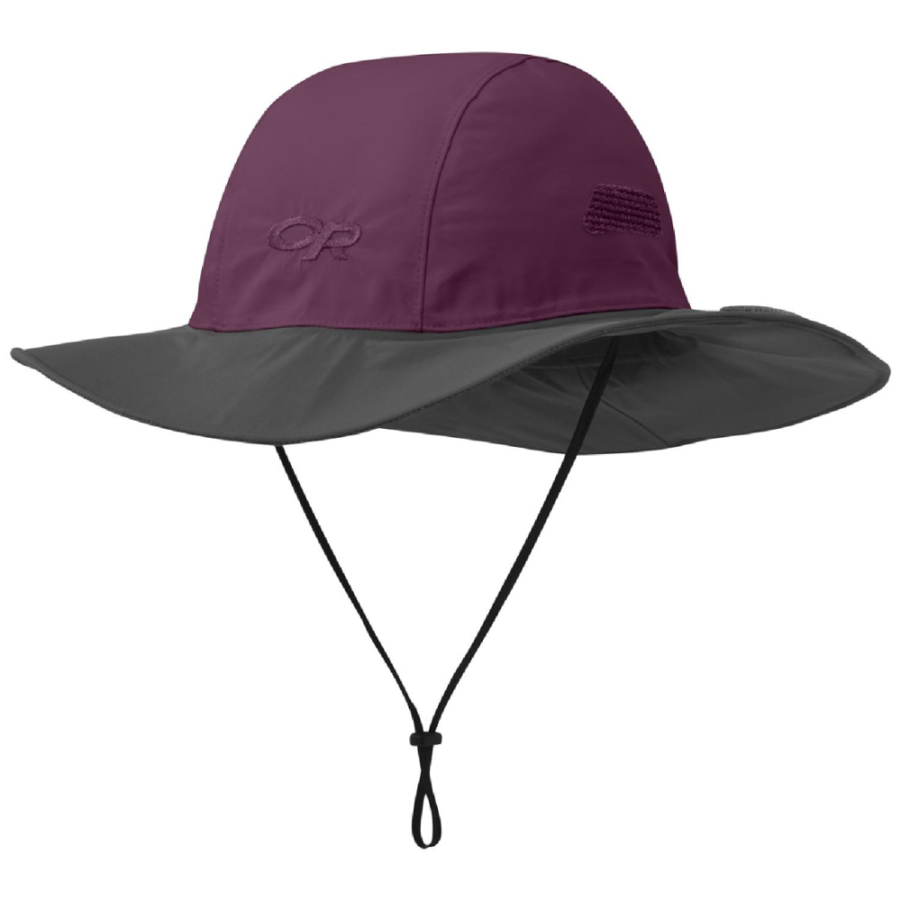 photo: Outdoor Research Seattle Sombrero rain hat