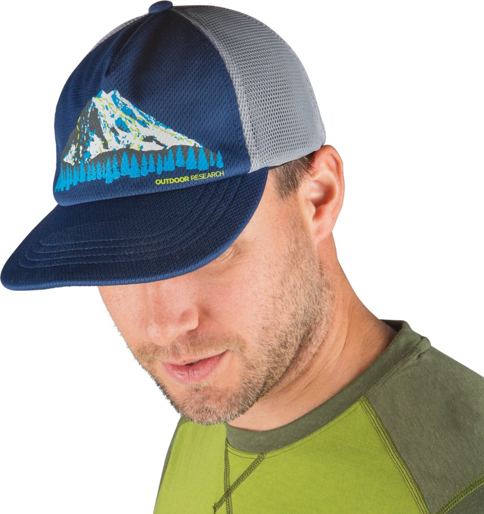 Outdoor Research Performance Trucker - Trail Run