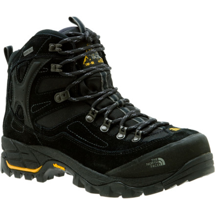 photo: The North Face Dhaulagiri II GTX backpacking boot