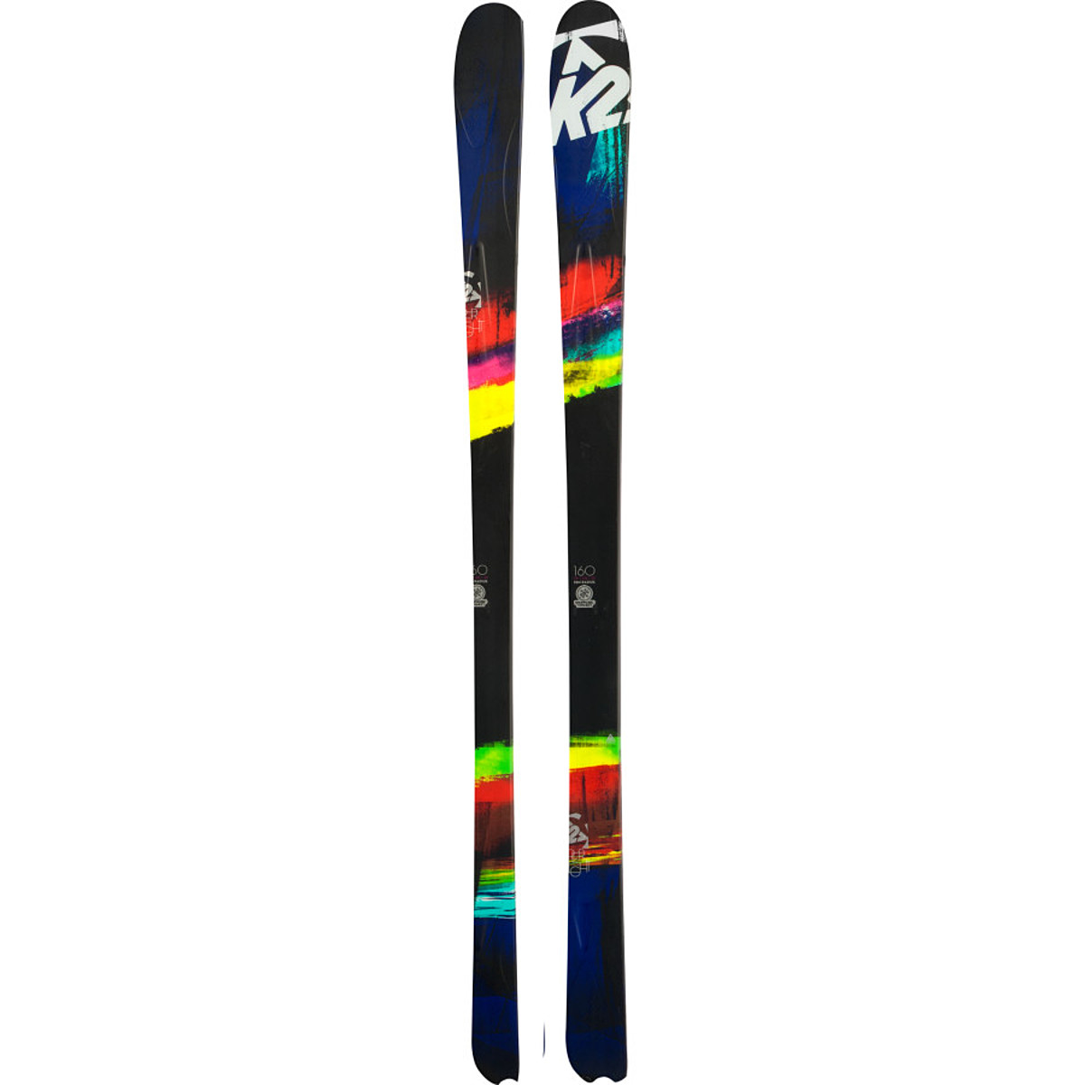 photo: K2 SuperBright 102 alpine touring/telemark ski