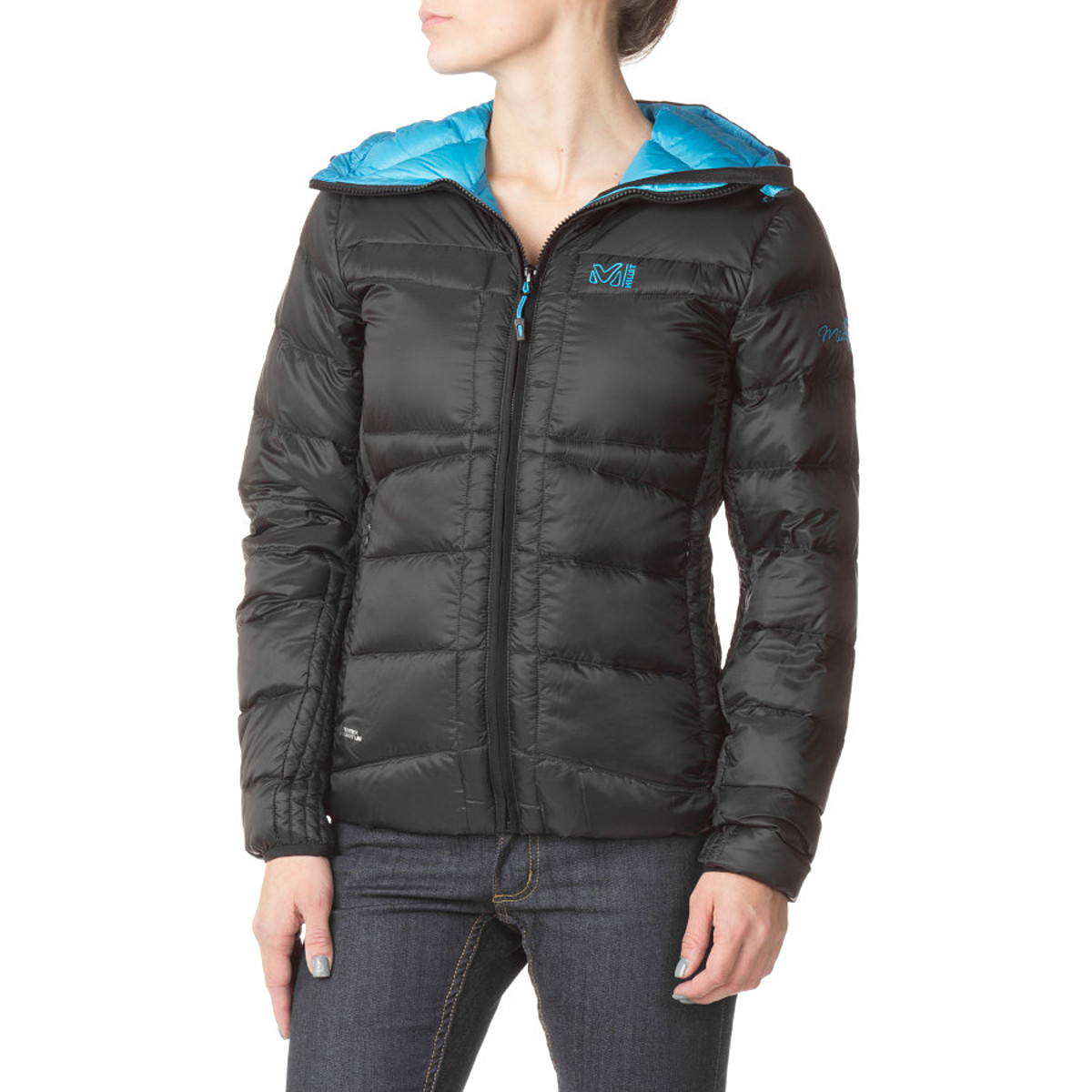 photo: Millet Heel Lift Down Jacket down insulated jacket