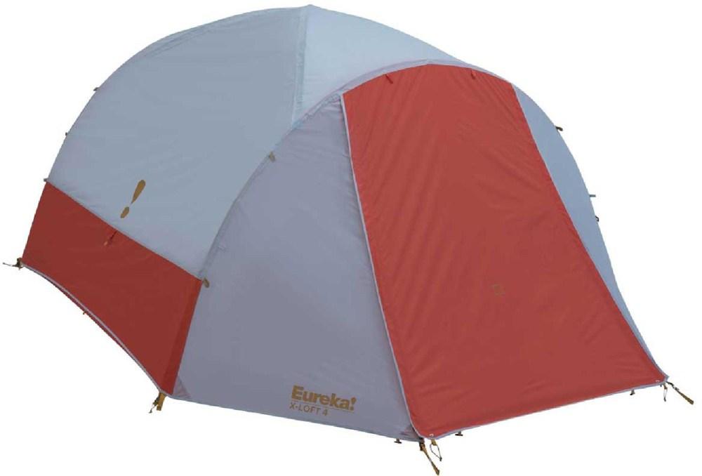 photo: Eureka! X-Loft 4 three-season tent