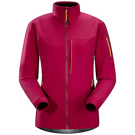 photo: Arc'teryx Women's Gamma MX Jacket soft shell jacket
