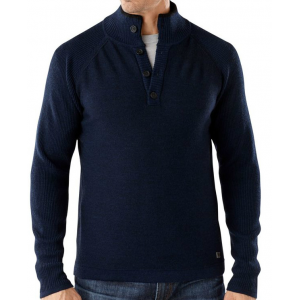 Smartwool Pioneer Ridge Half Button Sweater