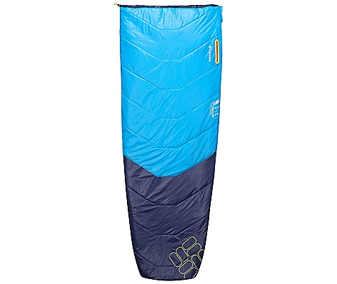 photo: Columbia Radiator 40 Semi-Rec warm weather synthetic sleeping bag