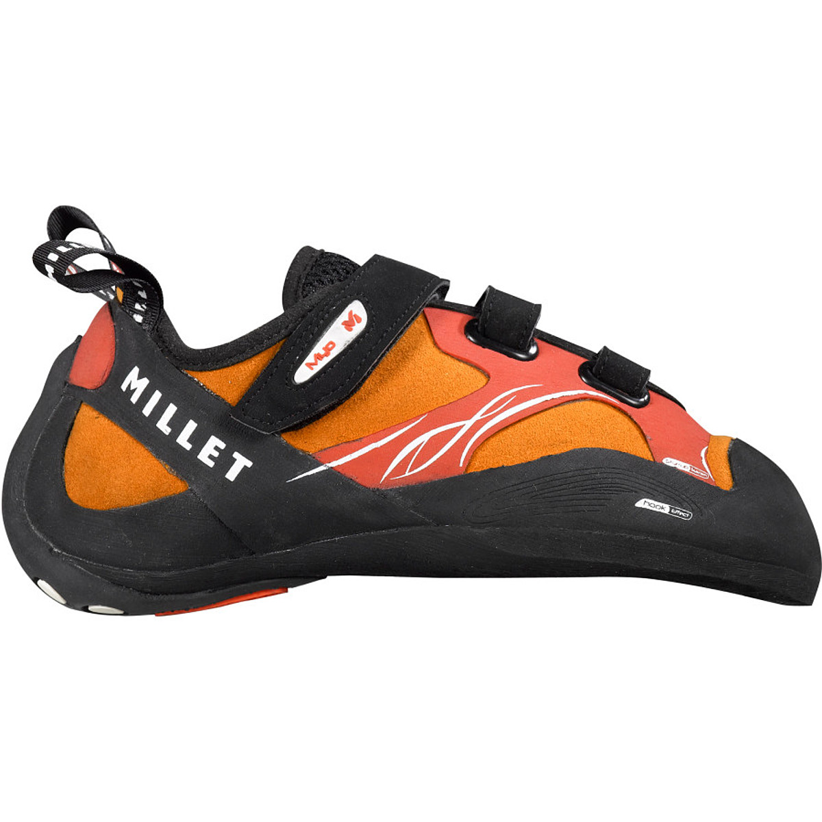 photo: Millet Myo Velcro climbing shoe