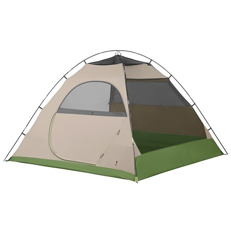photo: Eureka! Tetragon 8 three-season tent