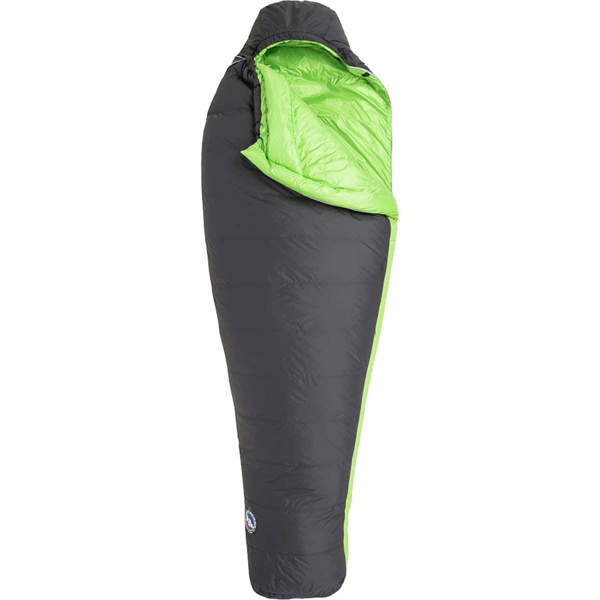 photo: Big Agnes Boot Jack 25 3-season down sleeping bag