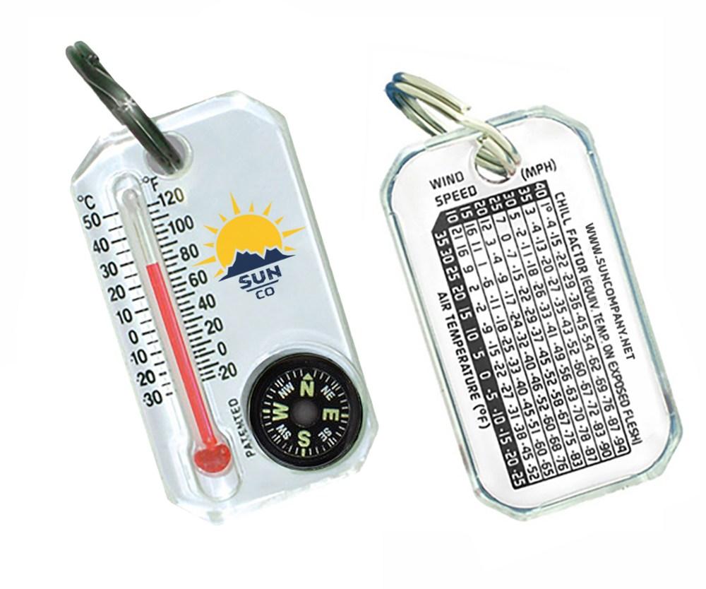 Sun Company Therm-O-Compass