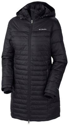 Columbia Powder Pillow Long Jacket