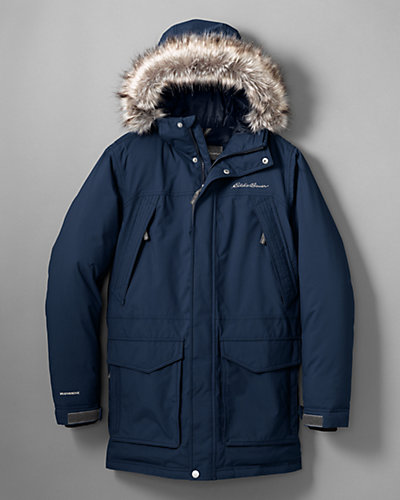 photo: Eddie Bauer Women's Superior Down Parka down insulated jacket