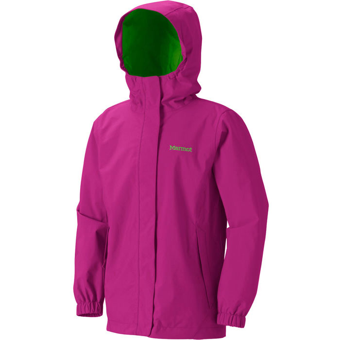 photo: Marmot Girls' Storm Shield Jacket waterproof jacket