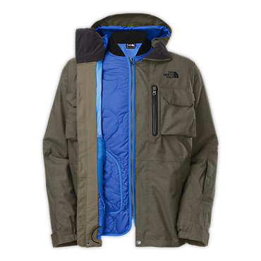 The North Face Gilmore Triclimate Jacket