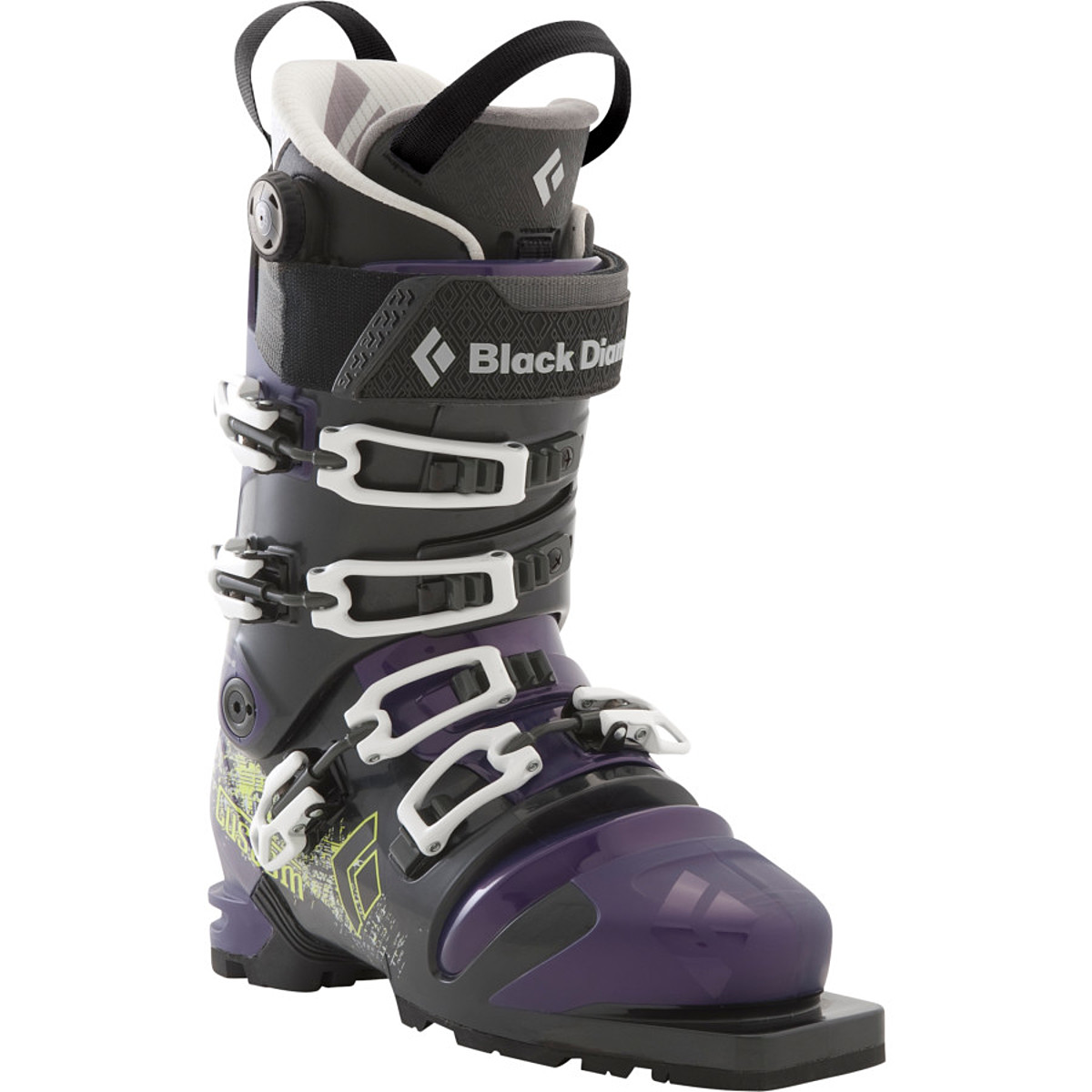 photo: Black Diamond Custom telemark boot