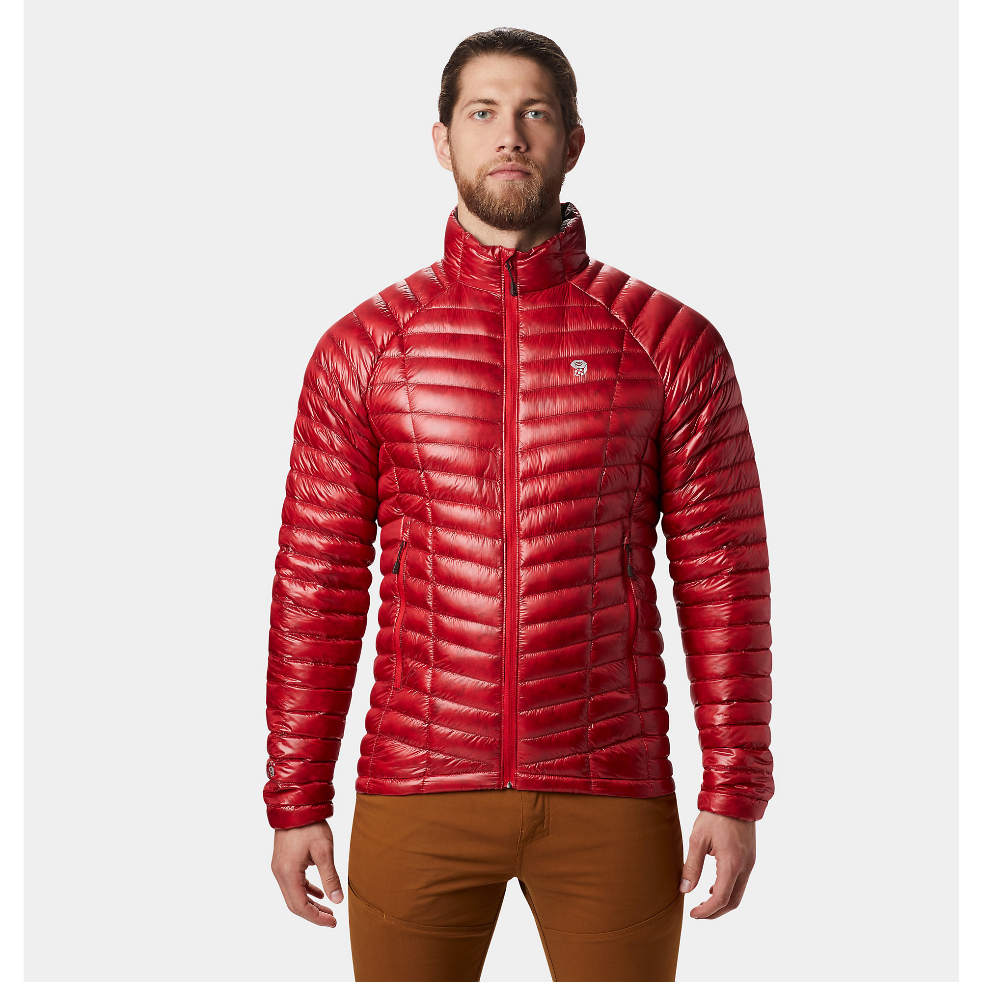 photo: Mountain Hardwear Ghost Whisperer Down Jacket down insulated jacket