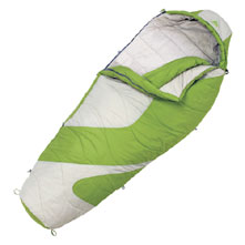 photo: Kelty Women's Light Year XP 20 3-season synthetic sleeping bag