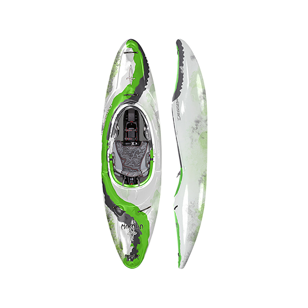 photo: Dagger Mamba 7.5 whitewater kayak