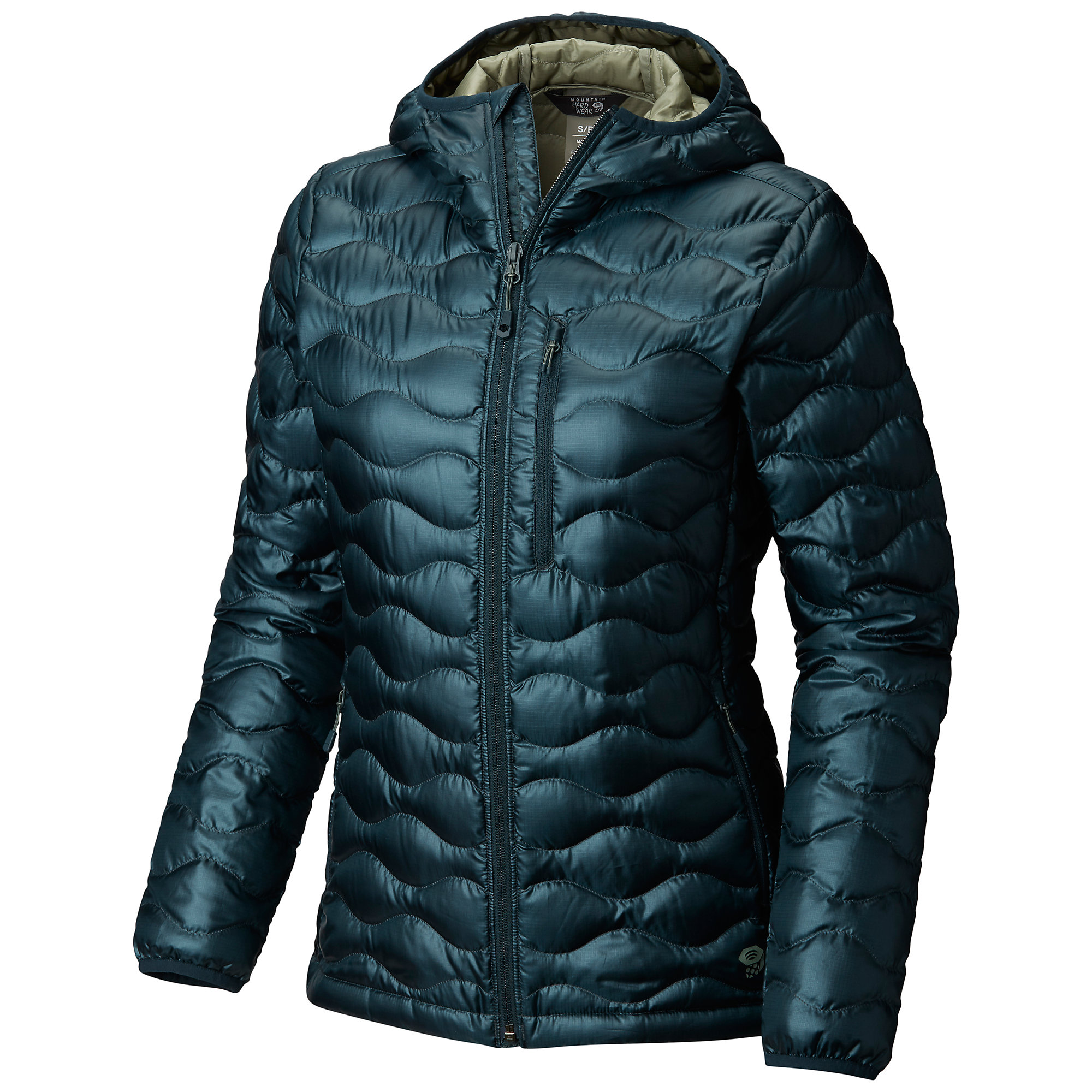photo: Mountain Hardwear Women's Nitrous Hooded Down Jacket down insulated jacket