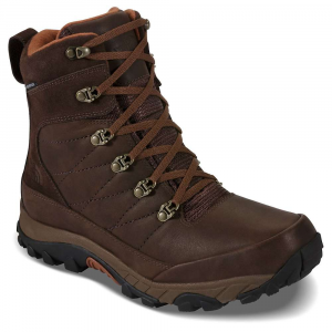 photo: The North Face Chilkat Leather winter boot