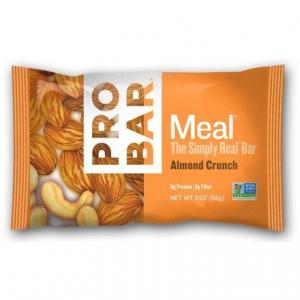 photo: ProBar Almond Crunch Meal Bar nutrition bar