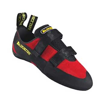 photo: La Sportiva Tora climbing shoe