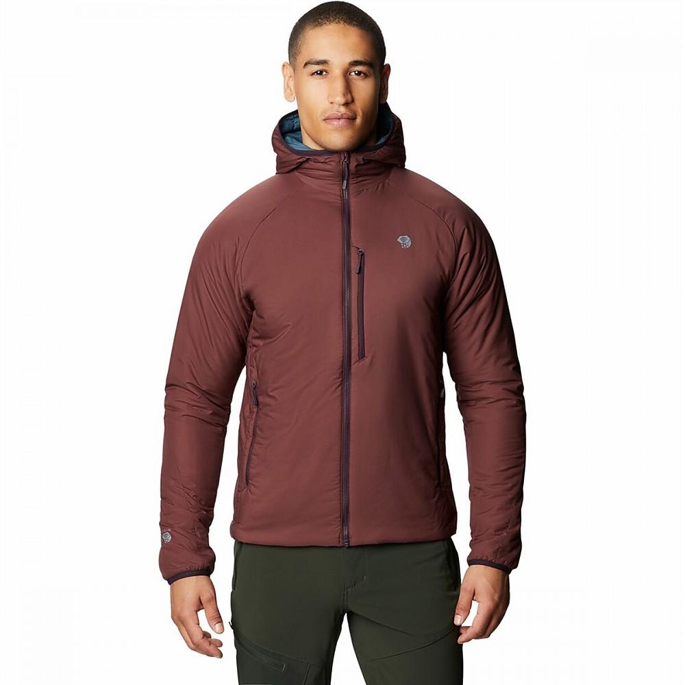 photo: Mountain Hardwear Kor Strata Hoody synthetic insulated jacket